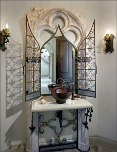 bathroom remodeling powder room