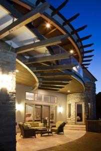 lightshadow patio