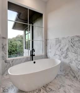 Hill Country Contemporary bath