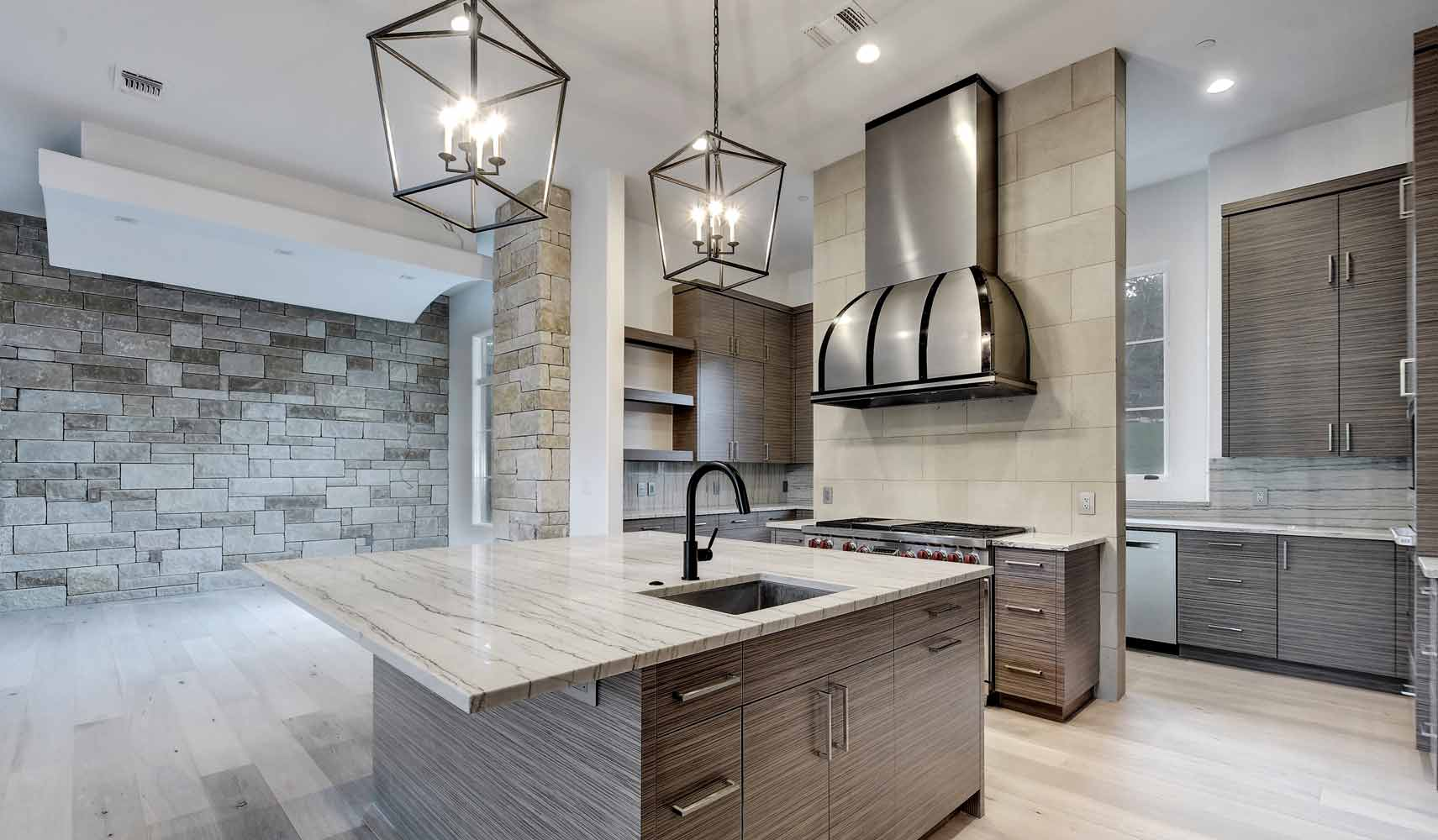 hill-country-contemporary-kitchen-island – Sendero Homes