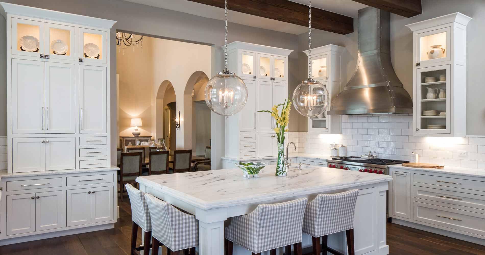 Neo-Mediterranean kitchen