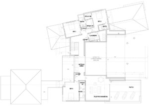 Algarita floorplan