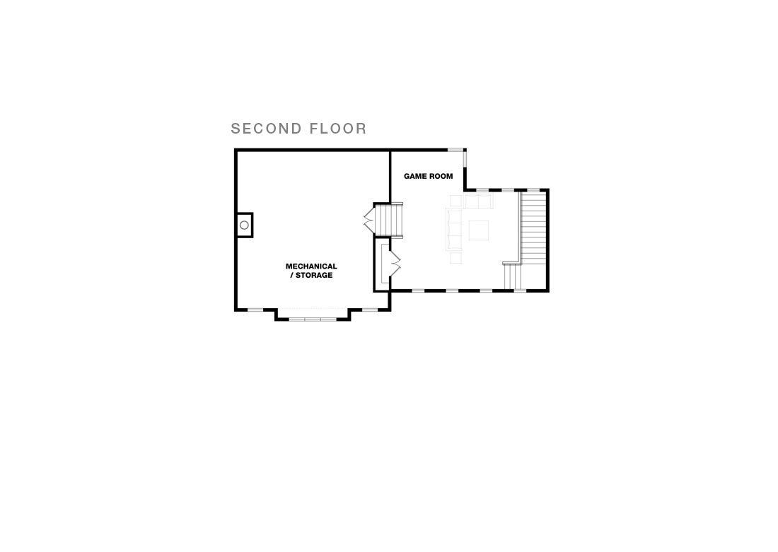 Signal Hill floorplan