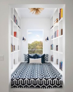 Modern Texas Transitional bookbed