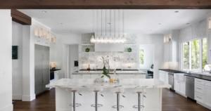 modern Texas transitional kitchen