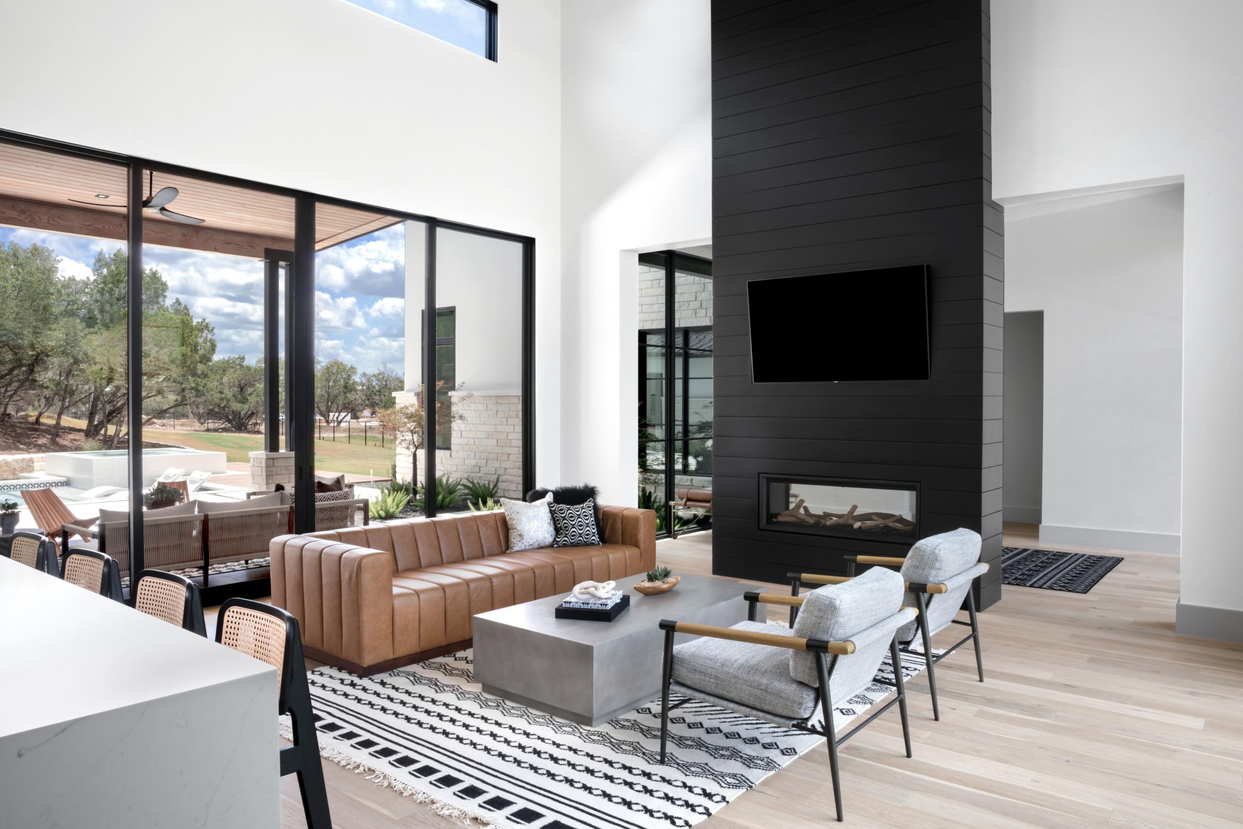 Signal Hill living room
